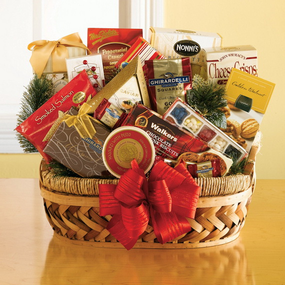 Christmas Gift Baskets For Families: Family Holiday.net/guide To