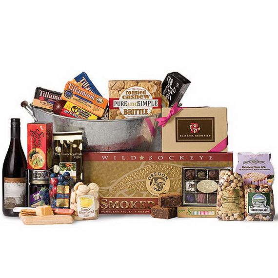 Christmas food gift baskets holiday gift baskets traditional easter holiday food gift baskets ideas family to family h negle Image collections