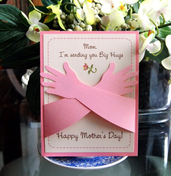 Homemade Mothers Day Greeting Card Ideas - family holiday.net ...