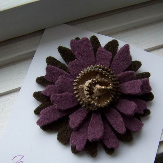 Homemade-Mothers-Day-Ideas-Spring-felt-craft-flower-_081
