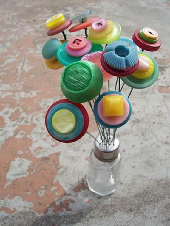 Homemade-Mothers-Day-Ideas-Spring-felt-craft-flower-_15
