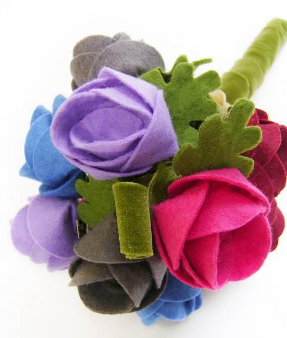 Homemade-Mothers-Day-Ideas-Spring-felt-craft-flower-_28