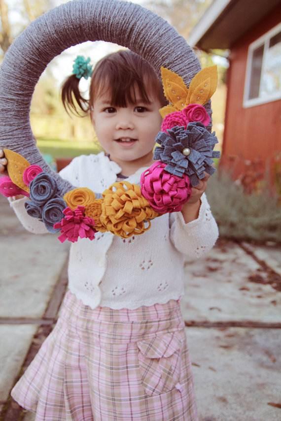 Homemade-Mothers-Day-Ideas-Spring-felt-craft-flower-_53