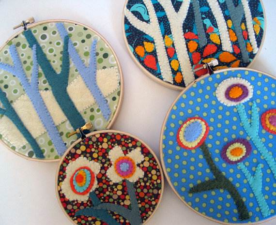 Homemade-Mothers-Day-Ideas-Spring-felt-craft-flower-_55