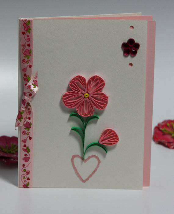 Mothers Day Handmade Greeting Cards and Gift Ideas  family holiday.net/guide to family holidays