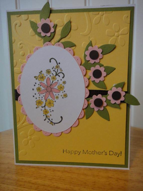 Mothers Day Handmade Greeting Cards and Gift Ideas  Family Holiday Mother's Day Crochet Unique Gift Ideas For Men