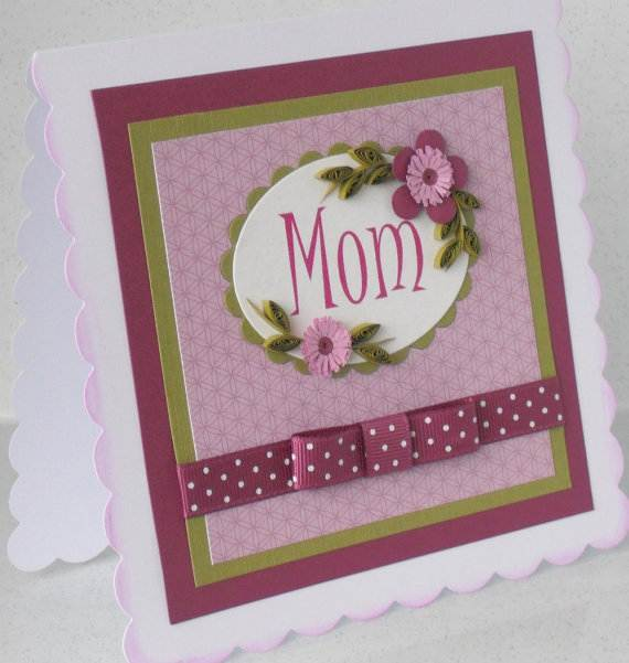 Mothers Day Handmade Greeting Cards and Gift Ideas ...