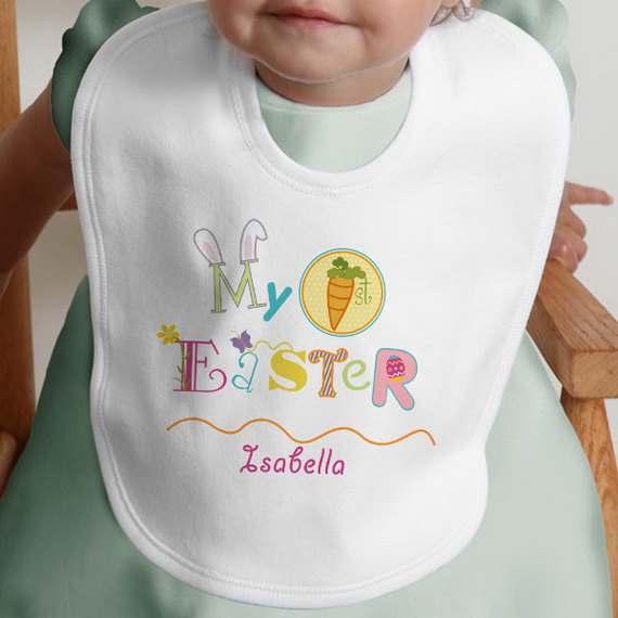 Personalized easter gift ideas for babies family holiday related posts negle Choice Image