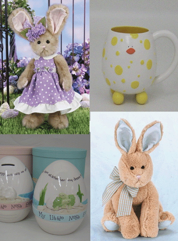 Personalized easter gift ideas for babies family holiday