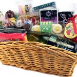 Easter Holiday Food Gift Baskets Ideas