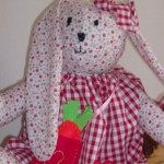 Personalized Handmade  Easter Toy Gift