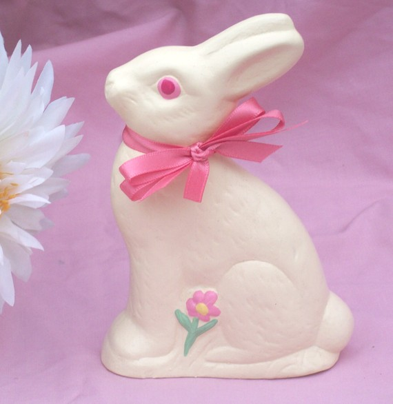 Chocolate Bunnies For Easter Holiday Gifts Family