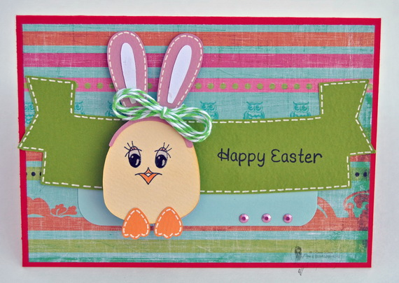 Handmade easter holiday cards for kids family holidayguide to related posts m4hsunfo