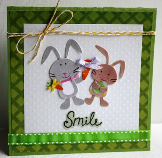 Handmade Easter Holiday Cards for Kids family holidaynetguide – Easter Cards for Kids
