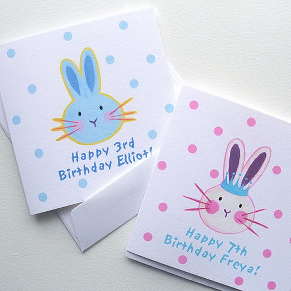 Handmade easter holiday cards for kids family holidayguide to related posts m4hsunfo Image collections