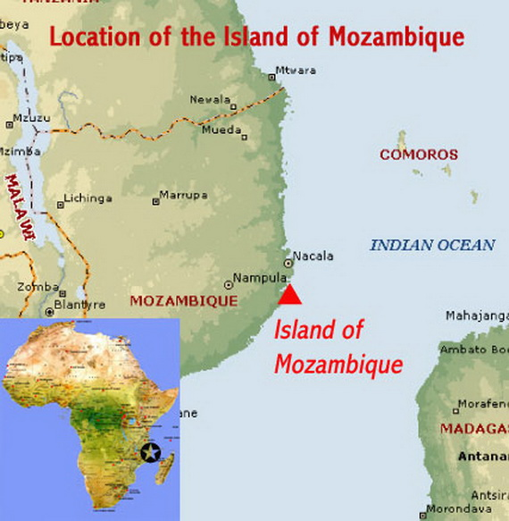 Unesco world heritage site island of mozambique family holiday ilha de moambique sciox Choice Image