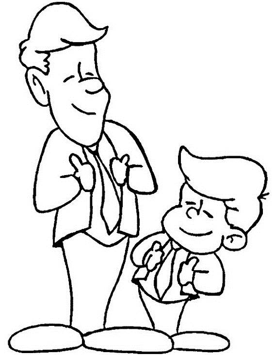 daddy s girl coloring pages - daddy coloring pages for kids on father 39 s day family