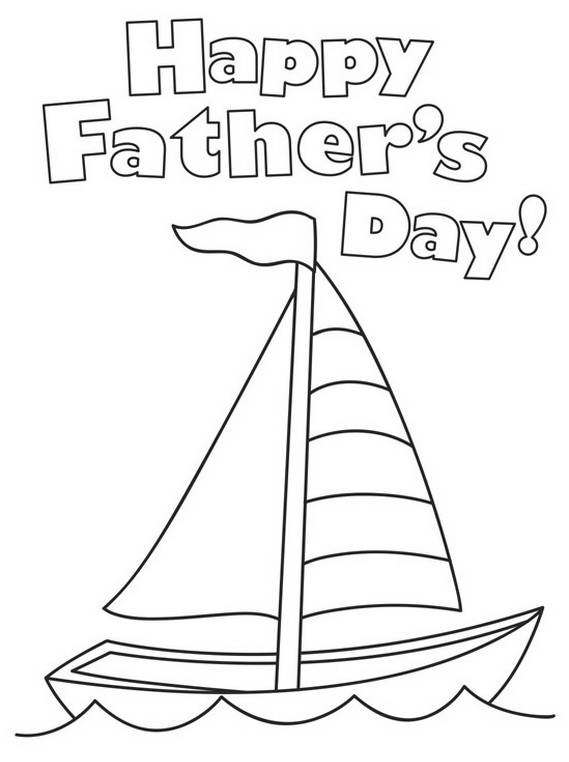 Daddy Coloring Pages For Kids on Father 39 s Day family