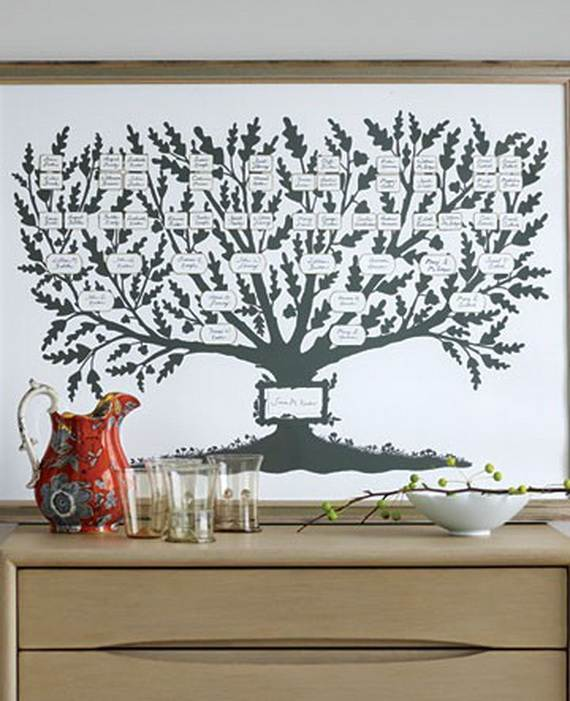 family tree craft template ideas_01