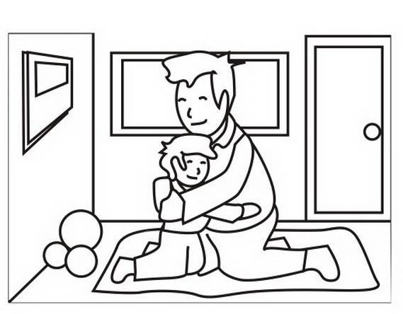 Father's-day-Holiday-coloring-pages-_23
