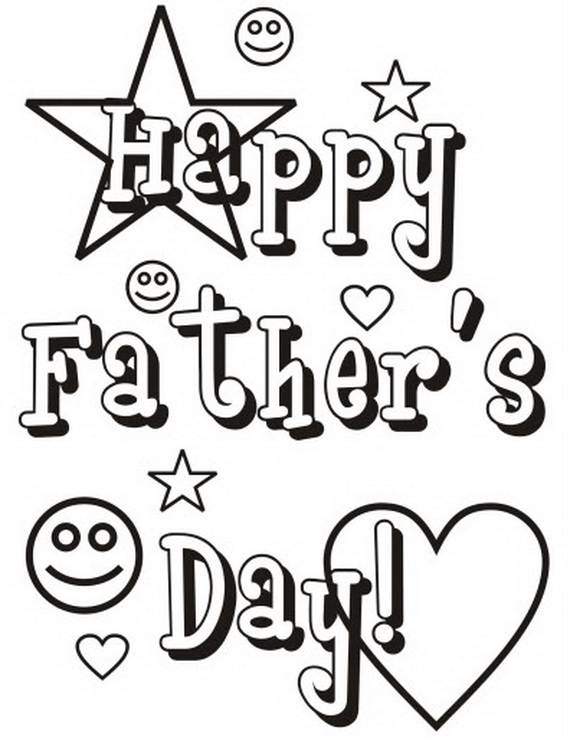 happy fathers day coloring pages coloringsuite happy fathers day