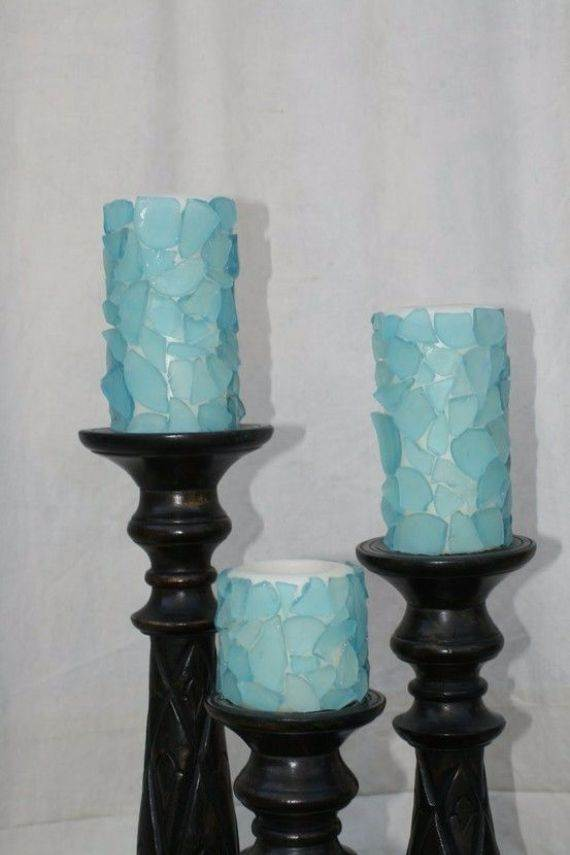 Father's Day Candle Craft Ideas  (12)