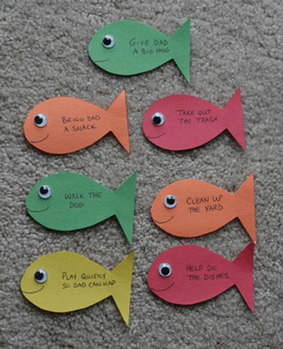 Fathers Day Craft Ideas For Children