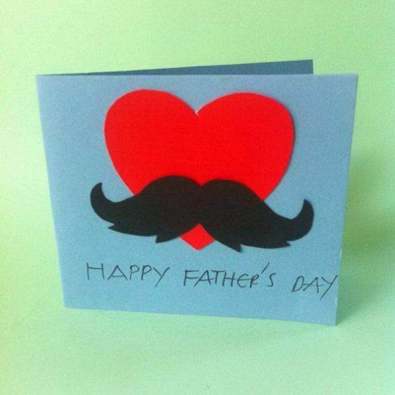 Homemade Fathers Day Card Ideas Family Holiday Net Guide
