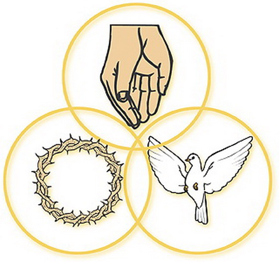 Trinity Sunday Coloring Pages - family holiday.net/guide to family ...
