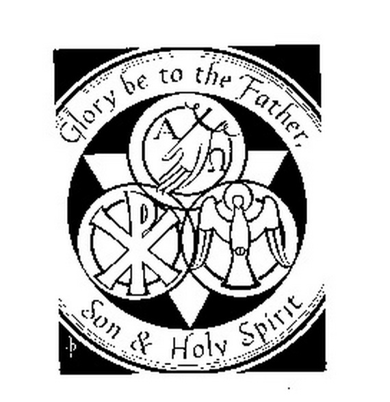 Trinity Sunday Coloring Pages