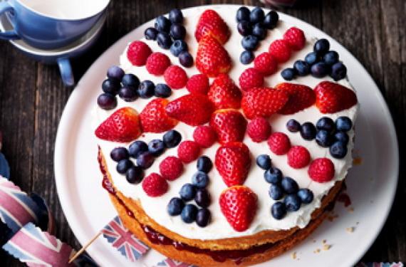 Diamond Jubilee Cake Decorating Ideas