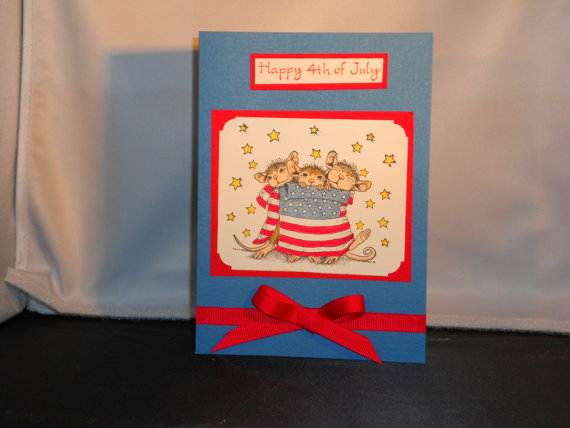 4th July Independence Day Homemade  Greeting Cards (33)