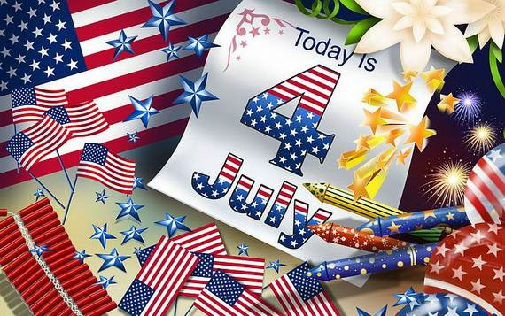 4th July Independence Day Homemade  Greeting Cards (51)
