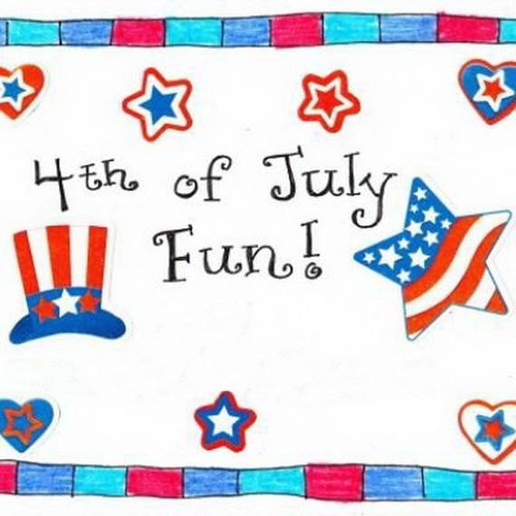 4th July Independence Day Homemade  Greeting Cards (55)