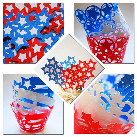 4th-of-July-Cupcakes-Decorating-Ideas-and-Cupcake-Wrappers_16