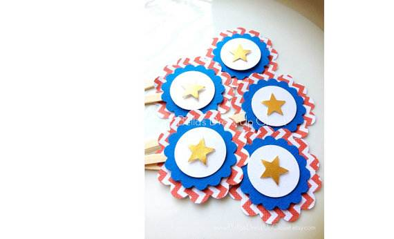 4th-of-July-Cupcakes-Decorating-Ideas-and-Cupcake-Wrappers_36