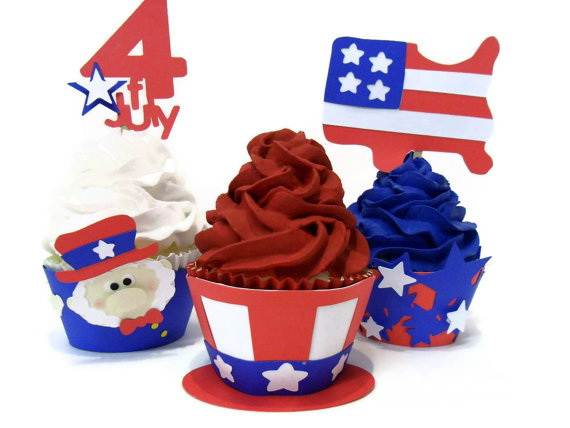 4th-of-July-Cupcakes-Decorating-Ideas-and-Cupcake-Wrappers_37