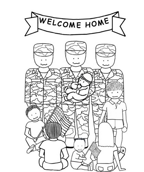 free coloring pages of fourth of july firework