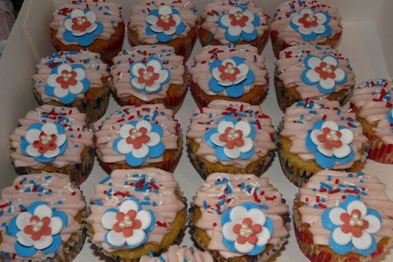Independence day Cupcakes Decorating Ideas (11)