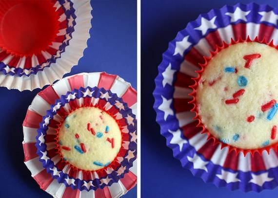 Independence day Cupcakes Decorating Ideas (38)
