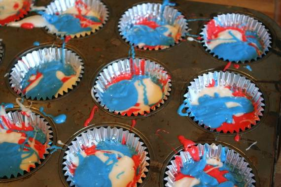 Independence day Cupcakes Decorating Ideas (8)