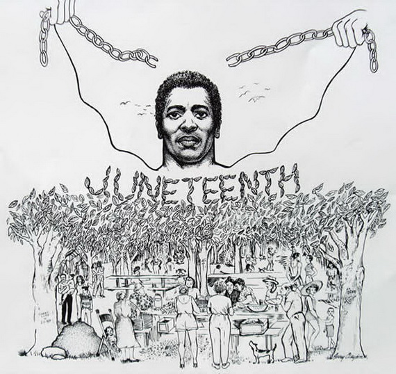 Juneteenth History And Origin In United States Family