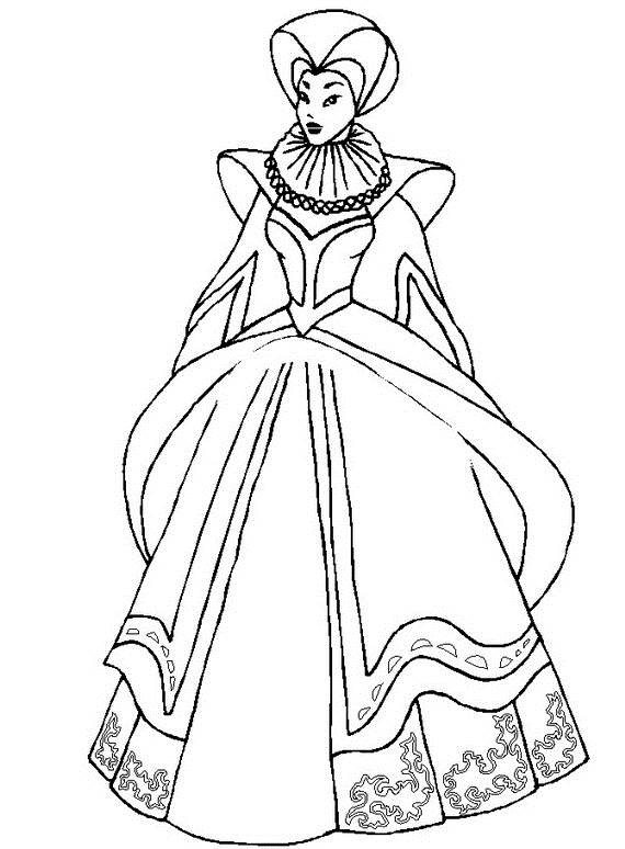 queen elizabeth diamond jubilee coloring pages__101