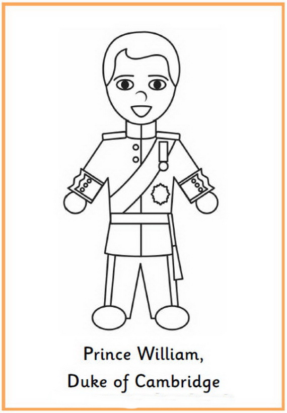 the queen s diamond jubilee coloring pages family holiday net