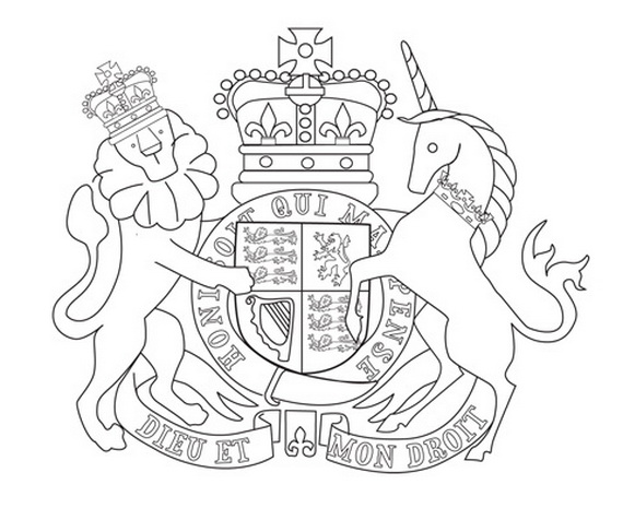 The Queen 39 s Diamond Jubilee Coloring Pages family