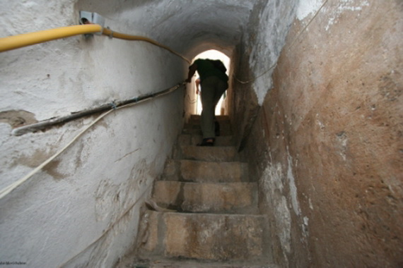 Cave Of The Patriarchs Historic Hebron Israel Family Holiday Net Guide To Family Holidays On