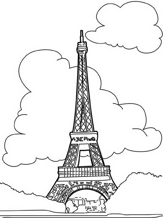 Coloring Pages For Ancient Wonders Of The World on india decorating