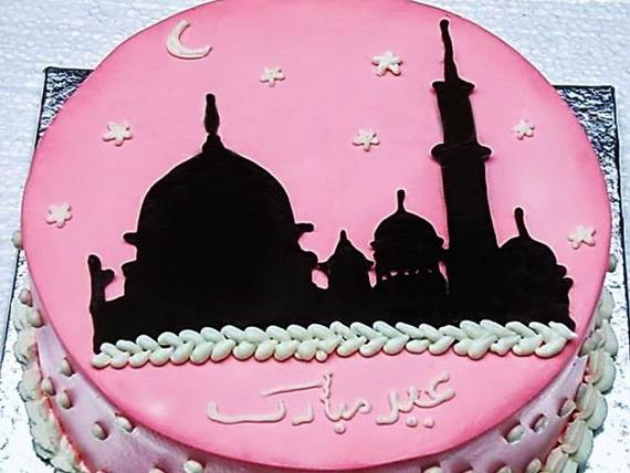 Eid Cake Decoration Ideas : RAMADAN Themed-Cakes & Cupcakes Decorating Ideas - family holiday.net/guide to family holidays ...