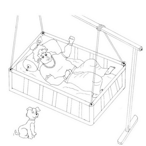 Free Coloring Pages Of Mamegoma Mamegoma Coloring Pages