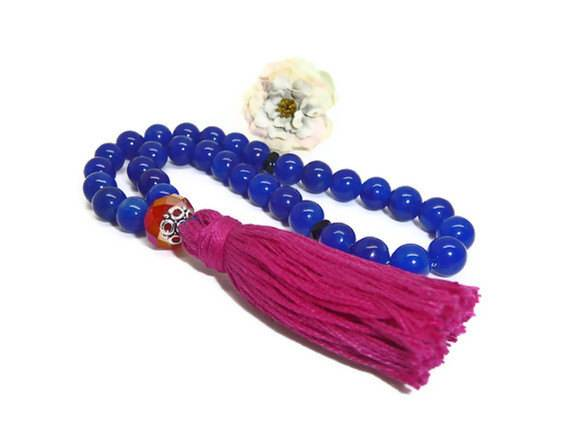 Tasbih Muslim Prayer Beads Fancy Craft For Kids Family Holiday